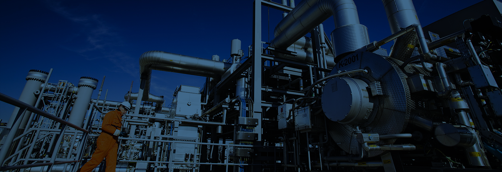 Enerji sektöründe güvenilir çözüm ortağınız.